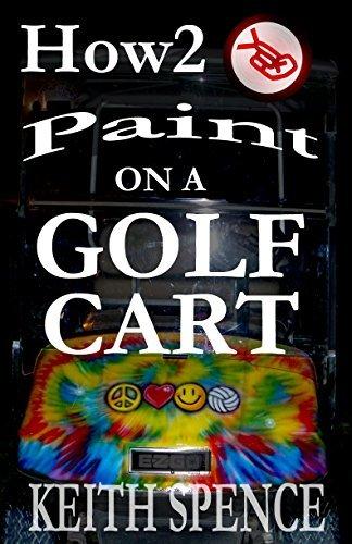 How2 Paint on a Golf Cart