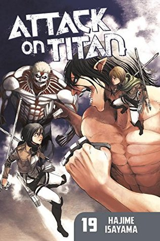 Attack on Titan, Volume 19