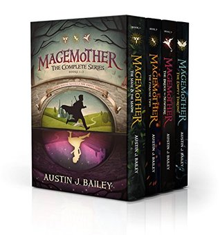 Bailey and the Magical Crystals (The Adventures of Bailey Book 1)