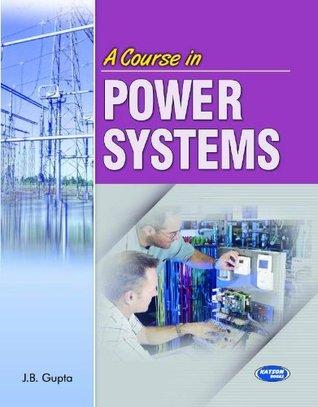 Jb Gupta Power System Ebook