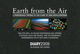 Earth from the Air Agenda for Change Dia (A5 Diary)
