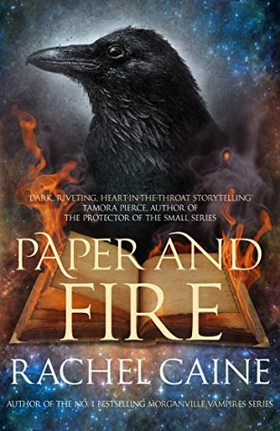 Paper and Fire Review: Steampunk, Diversity and the Corruption of Libraries