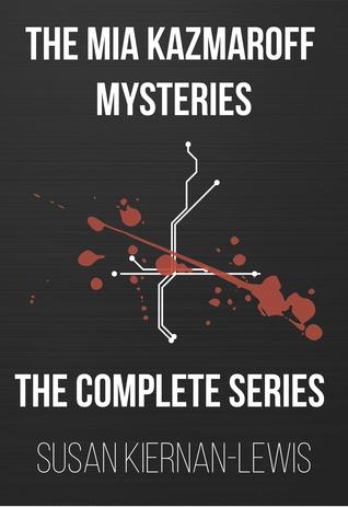 Mia Kazmaroff Mysteries: Books 1-4