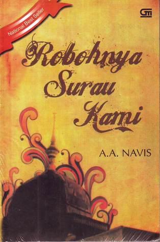 Ebook Novel Robohnya Surau Kami