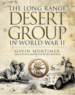 The Long Range Desert Group in World War II