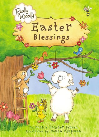 Really Woolly Easter Blessings