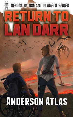 Return To Lan Darr by Anderson Atlas