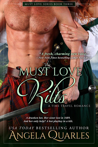 Must Love Kilts by Angela Quarles