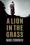 A Lion in the Grass by Mark Zvonkovic