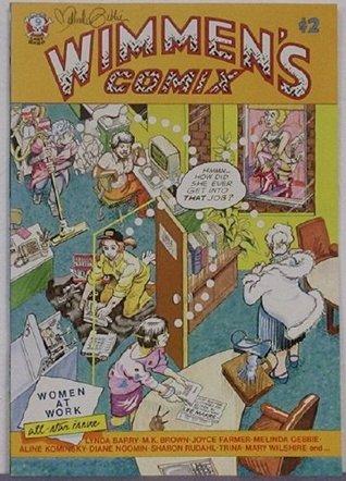 Wimmen's Comix 9