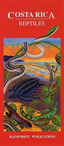 Costa Rica Reptiles Wildlife Guide (Laminated Foldout Pocket Field Guide)
