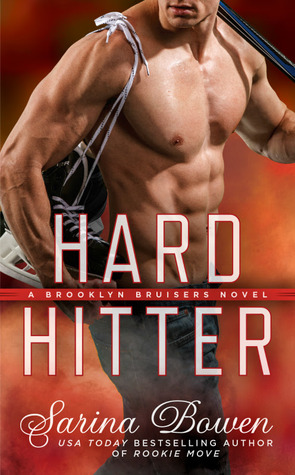 Hard Hitter (Brooklyn Bruisers, #2)