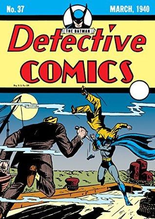 Detective Comics (1937-) #37