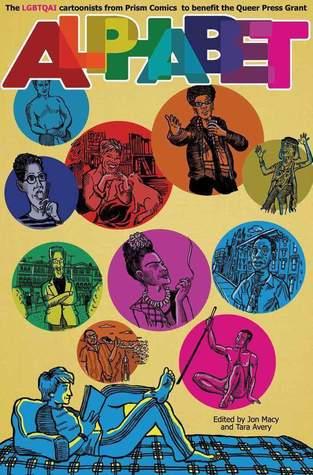 ALPHABET: The LGBTQAIU Creators from Prism Comics