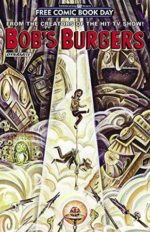 Bob's Burgers - FCBD 2016 Edition