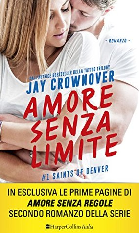 Ebook Amore senza limite by Jay Crownover DOC!