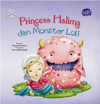 Princess Halima dan Monster Loli