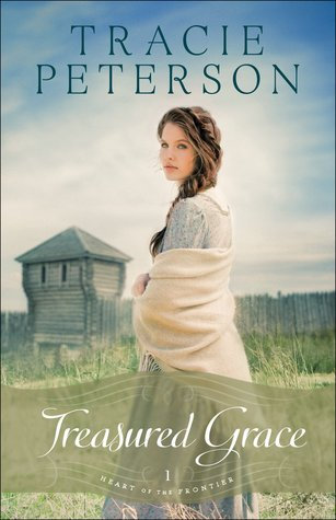 Treasured Grace (Heart of the Frontier, #1)