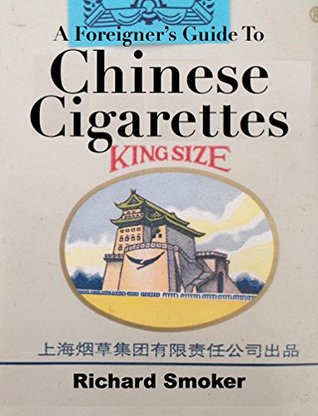 A Foreigner's Guide to Chinese Cigarettes