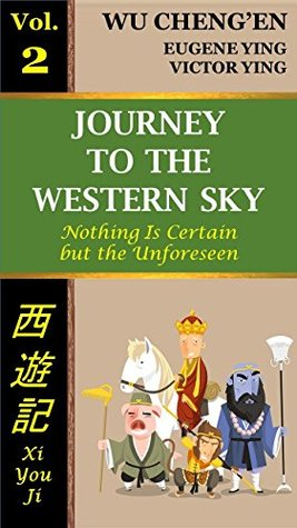 Journey to the Western Sky, Vol. 2: Nothing Is Certain but the Unforeseen