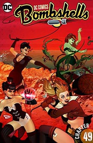 DC Comics: Bombshells (2015-) #49