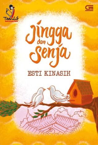 Ebook Novel Esti Kinasih Jingga Dalam Elegi