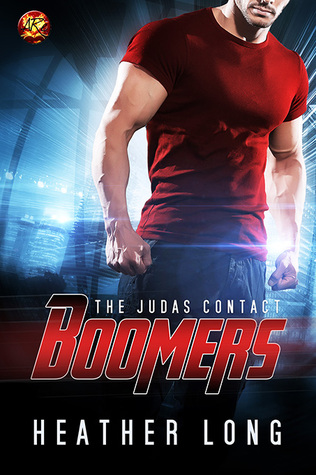 The Judas Contact (Boomers #1)