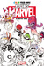 Color Your Own! Young Marvel