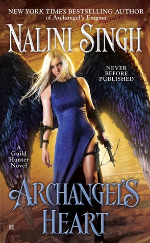 Book Review: Nalini Singh's Archangel's Heart