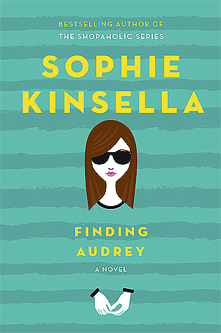 Image result for sophie kinsella finding audrey