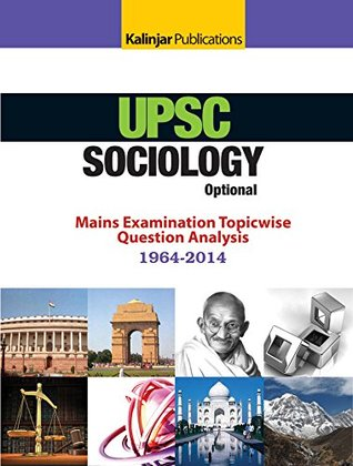 SOCIOLOGY Optional Main Examination Topic wise Question Analysis 1964-2014
