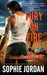 Fury on Fire (Devil's Rock, #3)