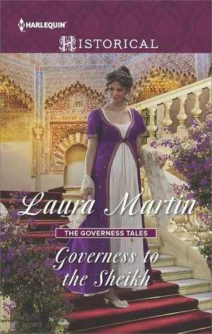 Governess to the Sheikh(The Governess Tales 2)
