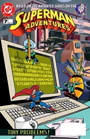 Superman Adventures (1996-) #7