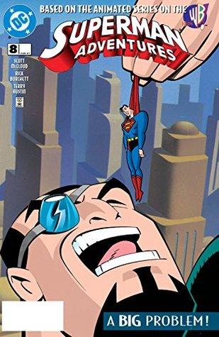 Superman Adventures (1996-) #8