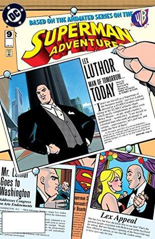 Superman Adventures (1996-) #9