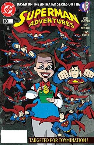 Superman Adventures (1996-) #10