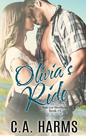 Olivia's Ride (Sawyer Brothers, #4)