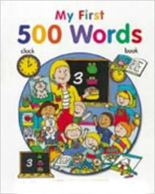 First 500 Words - My First 500 Words Book