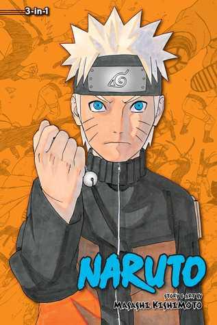 Naruto (3-in-1 Edition), Vol. 16: Includes vols. 46, 47  48