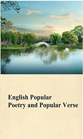 English Popular Poetry and Popular Verse
