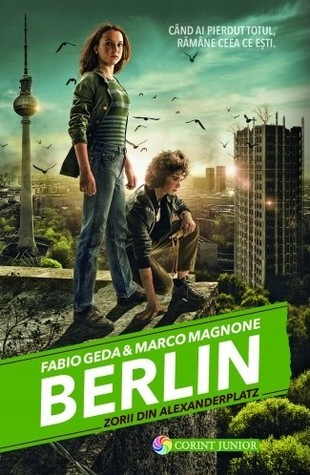 Zorii din Alexanderplatz by Fabio Geda