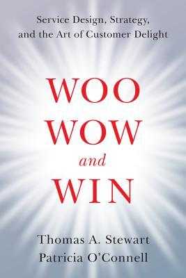 Woo Wow And Win Service Design Strategy The Art Of Customer