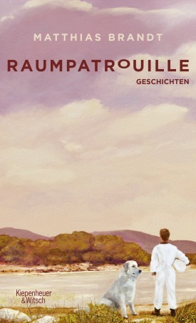 Raumpatrouille by Matthias Brandt