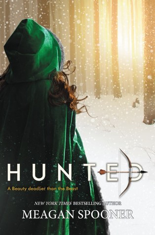 Image result for hunted meagan spooner cover
