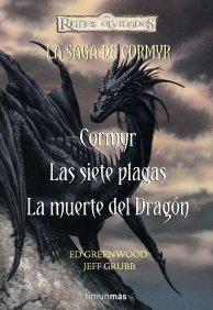 ESTUCHE CORMYR: CORMYR/LAS SIETE PLAGAS/LA MUERTE DEL DRAG(LA SAGA DE CORMYR 04) REINOS OLVIDADOS