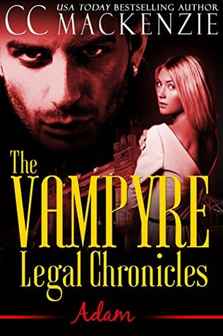 Adam (The Vampyre Legal Chronicles - Book 4)