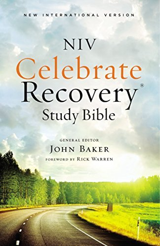 NIV, Celebrate Recovery Study Bible, eBook