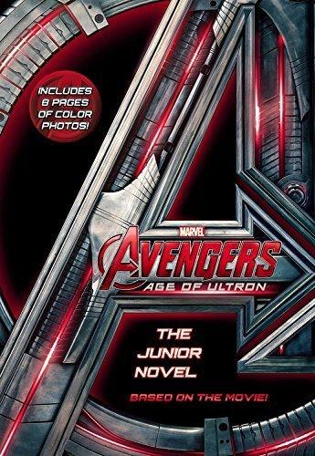 Age Of Ultron Movie Novel