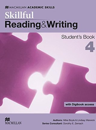 Skillful Level 04. Student's Book with Digibook (ebook with additional practice area and video material): Level 4 - Reading and Writing